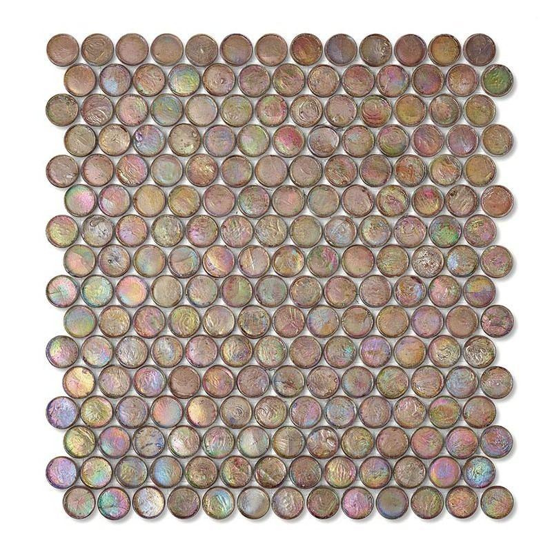 Sicis Neoglass Barrels 525 2 cm  Mosaico Bagno Cucina Doccia Piscina