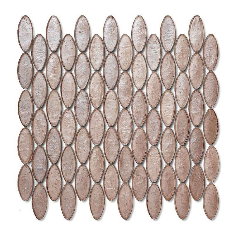 Sicis Neoglass Domes 552 5,1x2,1 cm  Mosaico Bagno Cucina Doccia Piscina